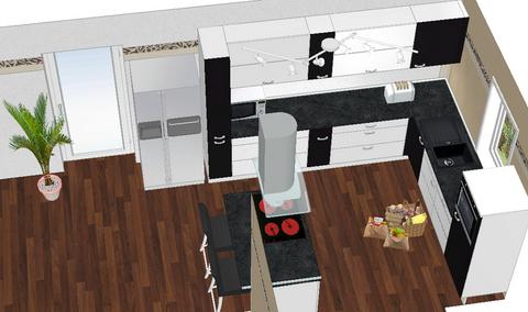 Wir planen Ihre neue Küche